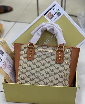 Original Michael Kors Brown Handbag   Bags for sale in Lagos State, Isolo