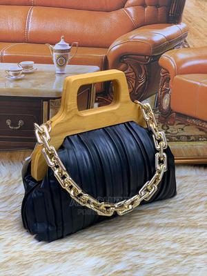 New Original Black Female Handbag | Bags for sale in Lagos State, Isolo