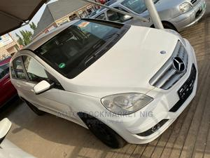 Mercedes-Benz B-Class 2009 White | Cars for sale in Abuja (FCT) State, Central Business District