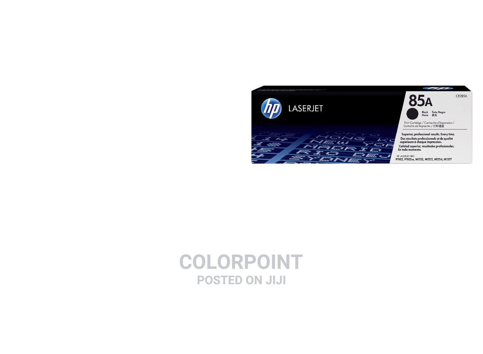 HP 85A Black Toner