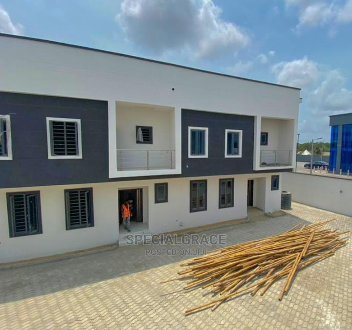 4 Bedroom Fully Finished Terrace Sangotedo | Houses & Apartments For Sale for sale in Sangotedo, Ajah, Nigeria
