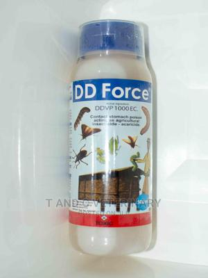 DD Force Insecticide Chemical 1liter | Farm Machinery & Equipment for sale in Lagos State, Agege