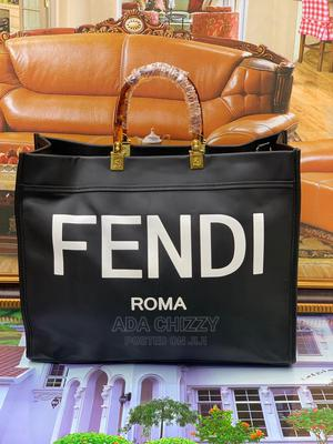 Original Quality Female Female's Black Handbag | Bags for sale in Lagos State, Ikeja