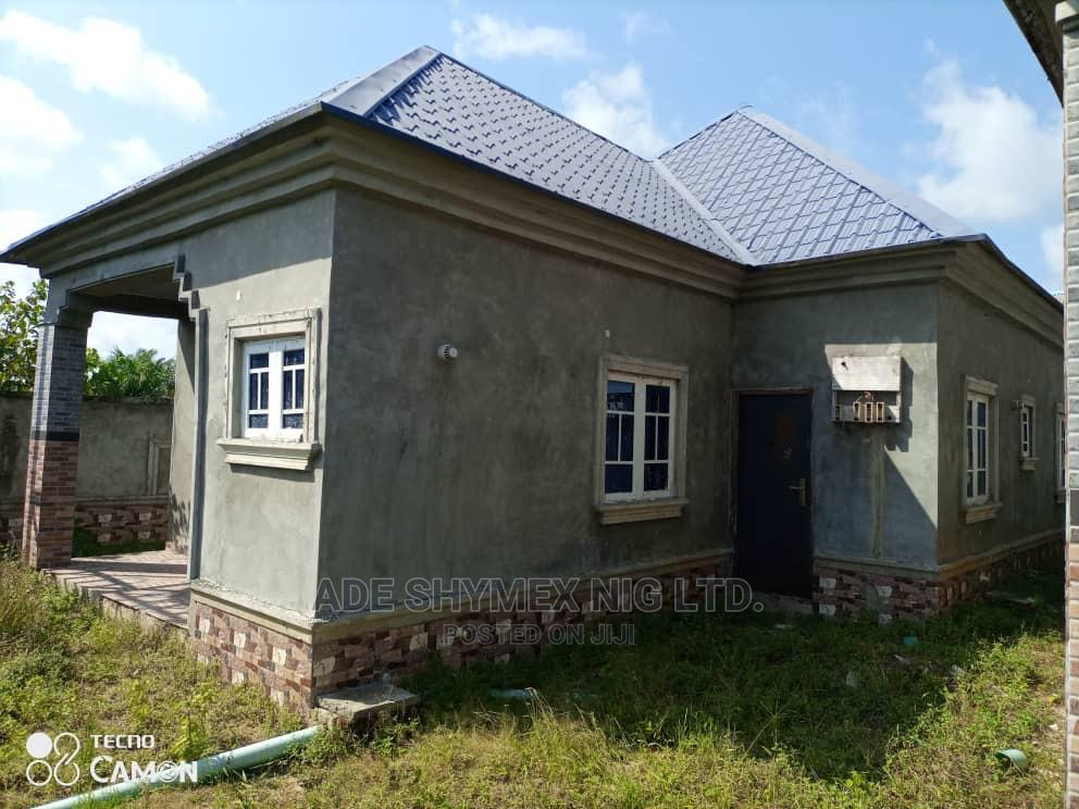 4bedroom at the Front 2bedroom at the Back | Houses & Apartments For Sale for sale in Badagry, Lagos State, Nigeria