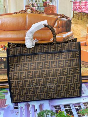 New Brown Female Fendi Handbag   Bags for sale in Lagos State, Ikeja