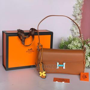 New Quality Hermes Brown Female Handbags   Bags for sale in Lagos State, Ikeja