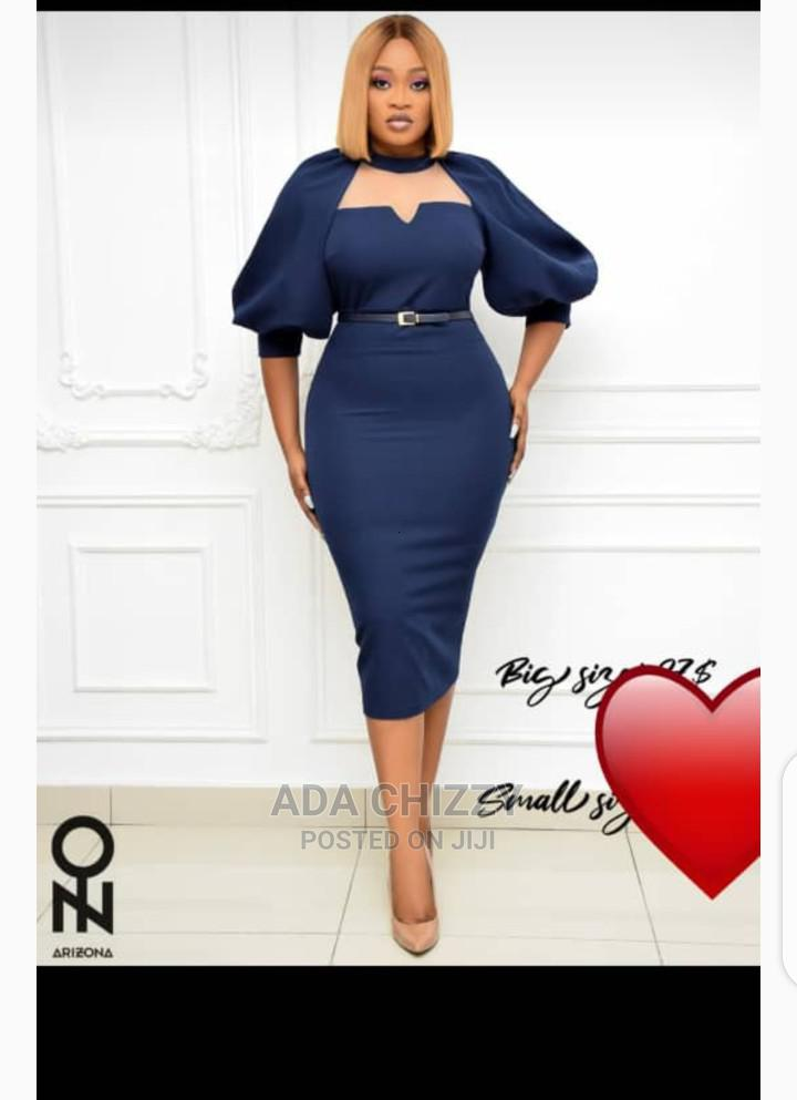 New Quality Female Turkey Gown   Clothing for sale in Ikeja, Lagos State, Nigeria