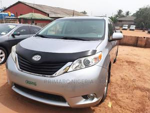 Toyota Sienna 2013 LE FWD 8-Passenger Gray | Cars for sale in Edo State, Benin City