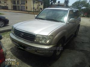 Toyota Land Cruiser 2003 Gold | Cars for sale in Rivers State, Port-Harcourt
