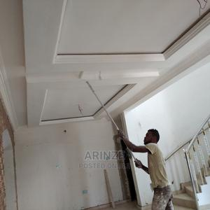 Professional Painter, Wallpaper and Screeding POP | Building & Trades Services for sale in Lagos State, Ejigbo