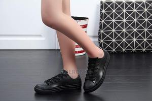 Casual Jelly Sneakers - Black or Pink | Shoes for sale in Lagos State, Ikeja