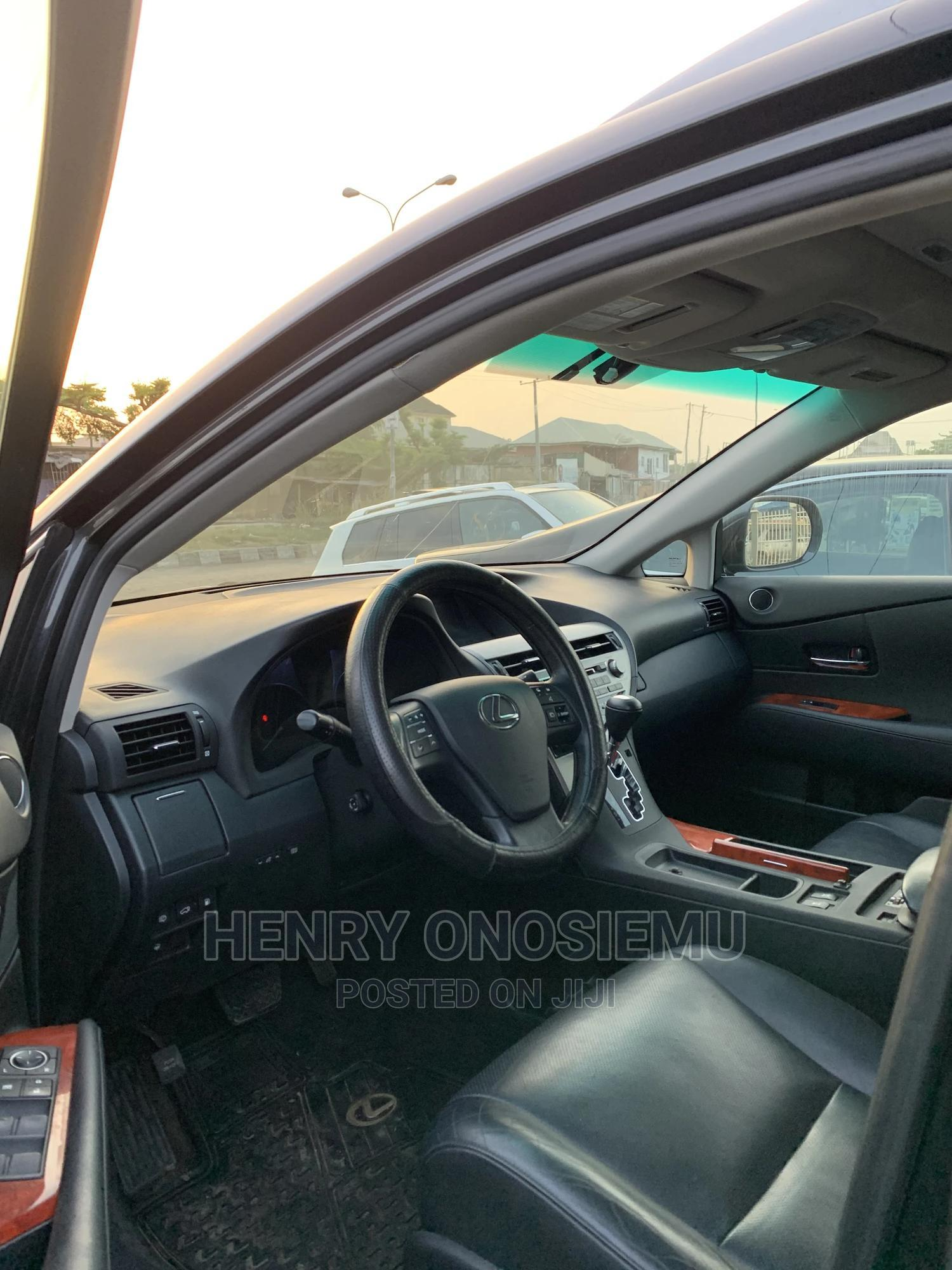 Lexus RX 2010 350 Gray | Cars for sale in Amuwo-Odofin, Lagos State, Nigeria
