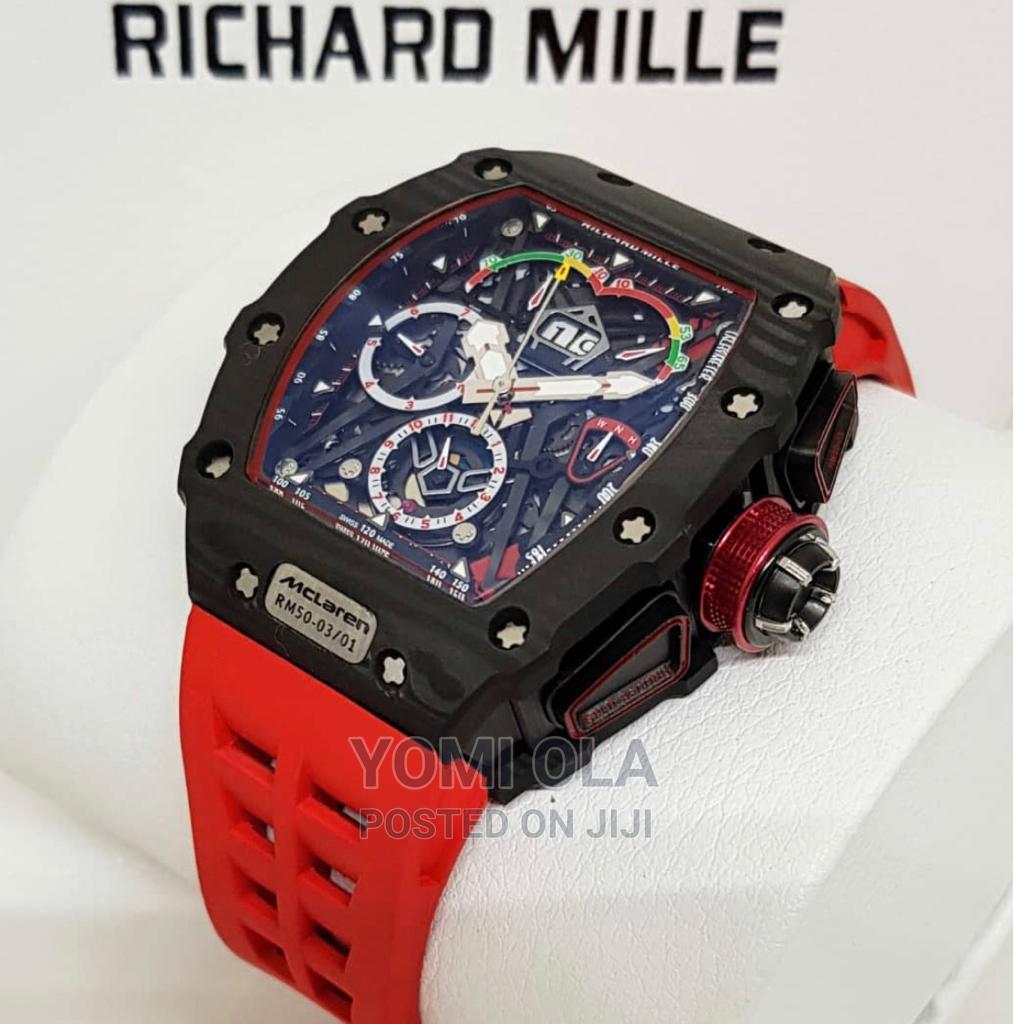 Richard Mille Chronograph Wristwatch