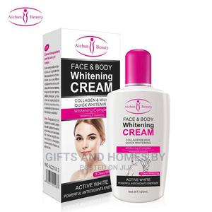 Whitening Face and Body Cream   Bath & Body for sale in Lagos State, Ojota
