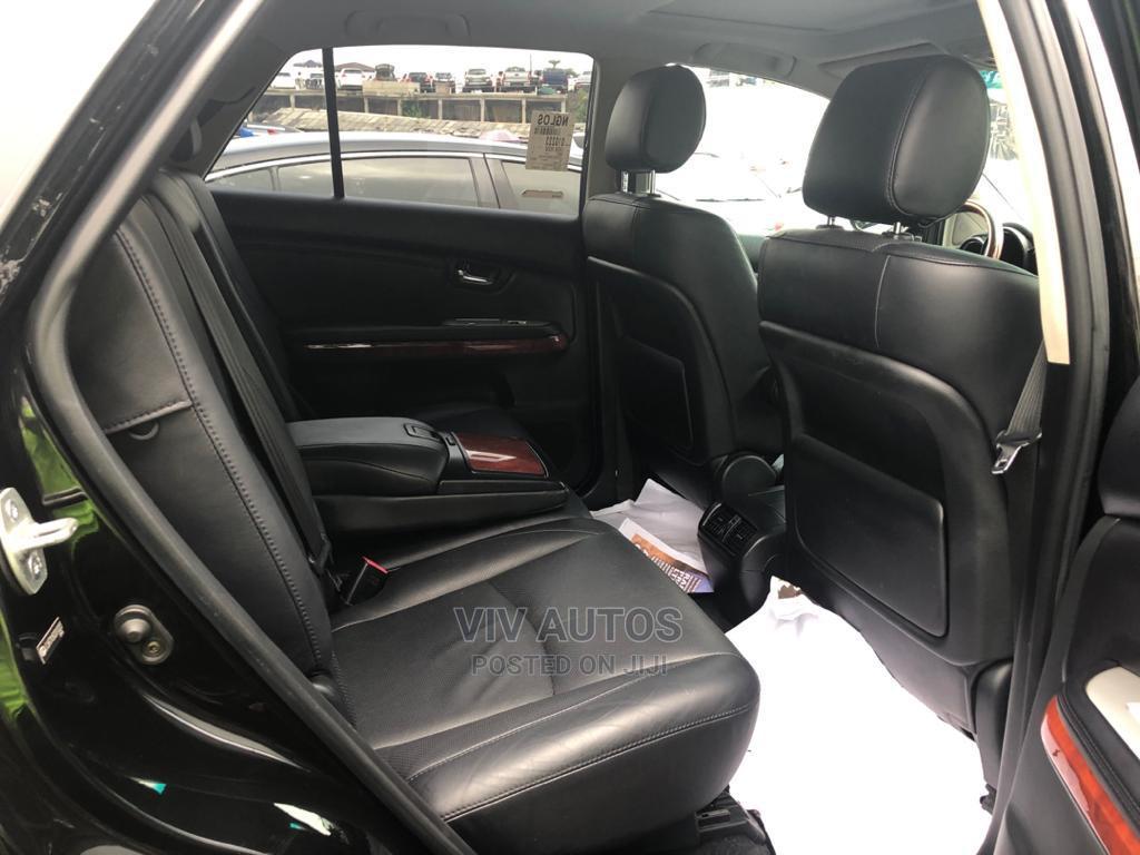 Archive: Lexus RX 2006 330 Black