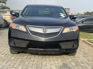 Acura RDX 2015 Black   Cars for sale in Lagos State, Lekki