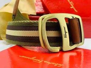 Original Salvatore Ferragamo Belts Available | Clothing Accessories for sale in Lagos State, Surulere