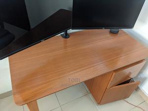 2 Months Old Office Desk With Drawers | Furniture for sale in Lagos State, Surulere
