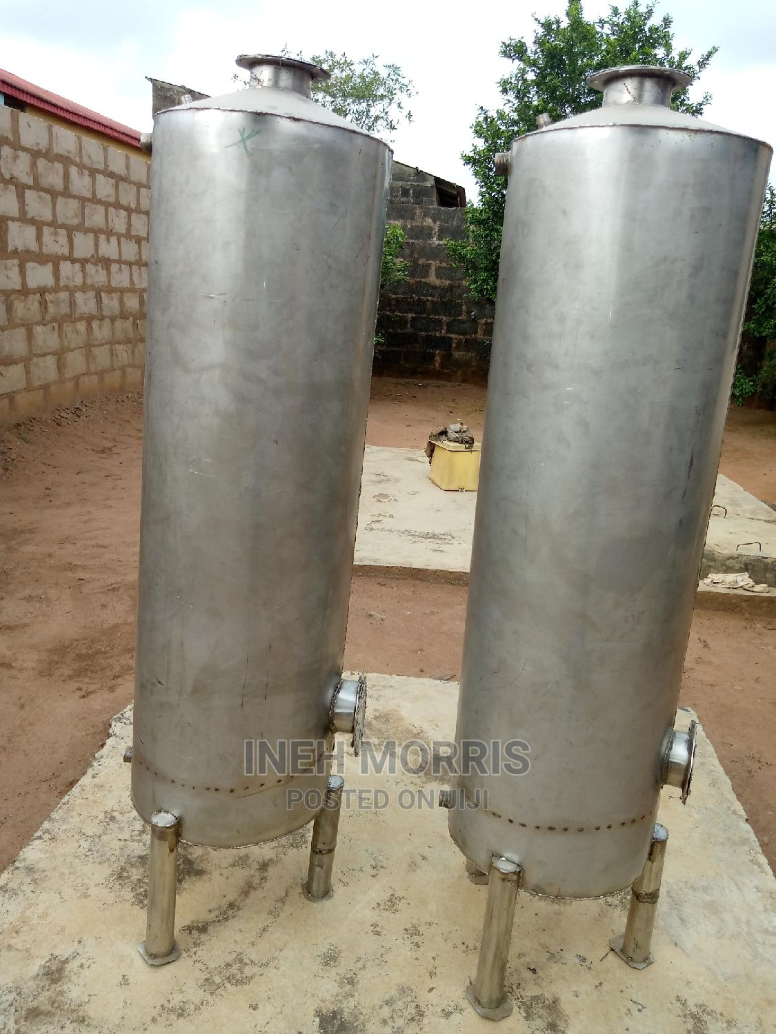 Archive: Water Treatment Tank