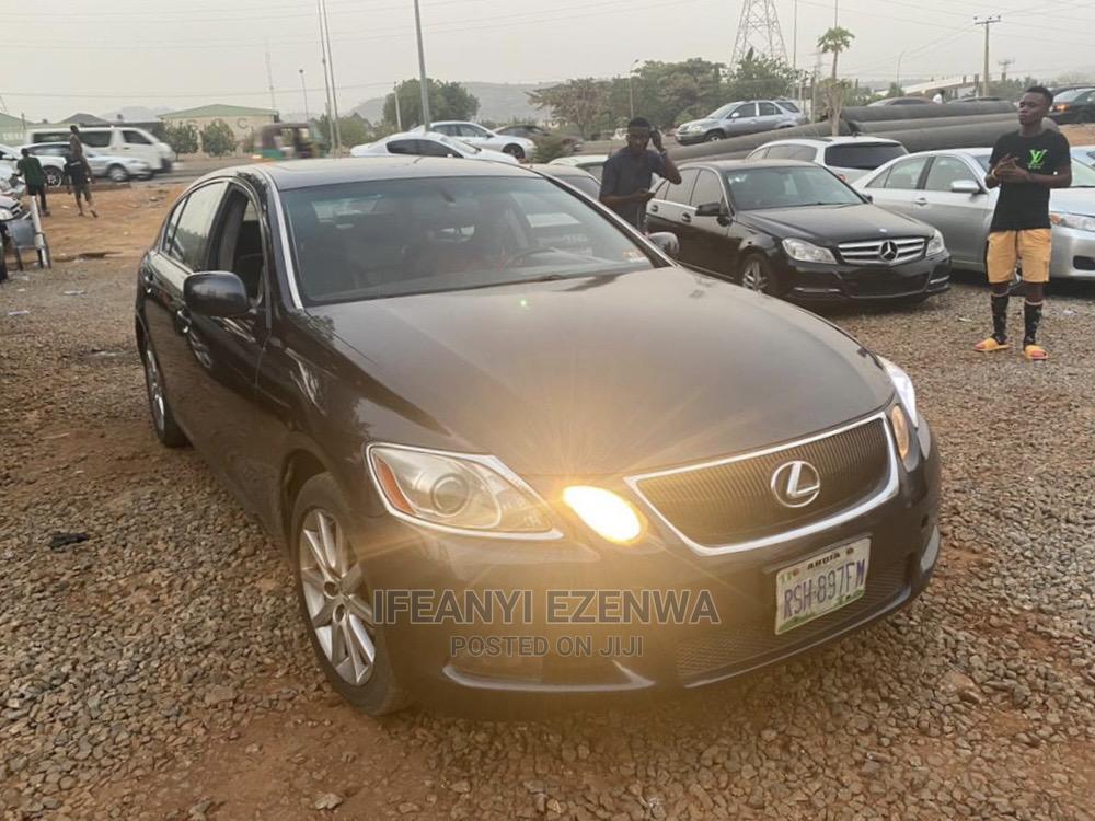 Lexus GS 2007 Gray | Cars for sale in Gwarinpa, Abuja (FCT) State, Nigeria