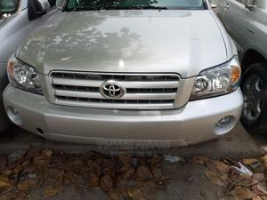 Toyota Highlander 2005 Limited V6 Silver   Cars for sale in Lagos State, Amuwo-Odofin