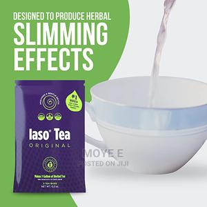 Instant Iaso Tea - 50 Sachets Detox and Slimming Tea | Vitamins & Supplements for sale in Abuja (FCT) State, Wuse 2