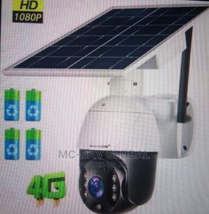 4G Ptz Low Power Solar IP Camera With Batteries | Security & Surveillance for sale in Lagos State, Ikeja