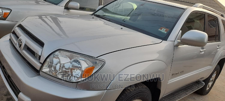 Toyota 4-Runner 2003 4.7 Silver   Cars for sale in Amuwo-Odofin, Lagos State, Nigeria