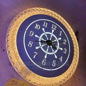 Wall Clock LED Light | Home Accessories for sale in Lagos State, Ojo