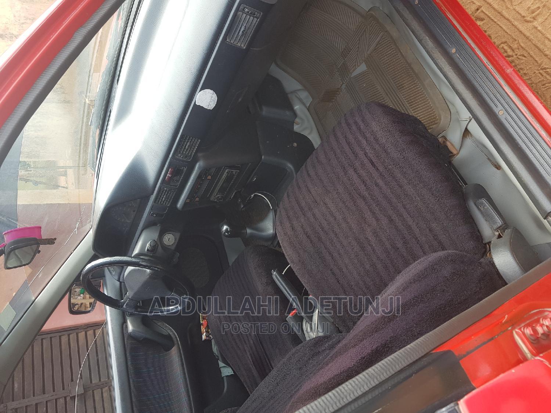 Archive: Mazda 323 1990 1.7 D Red