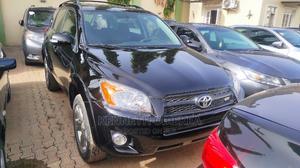 Toyota RAV4 2010 2.5 Sport 4x4 Black | Cars for sale in Kaduna State, Kaduna / Kaduna State
