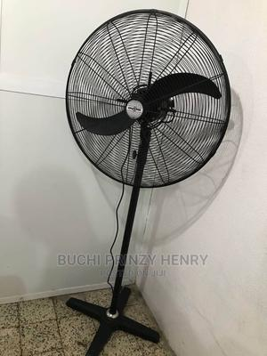"""Spacetek Industrial Standing Fan 26"""" 