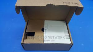 Mikrotik Routerboard Hex Poe RB960PGS | Networking Products for sale in Lagos State, Ikeja