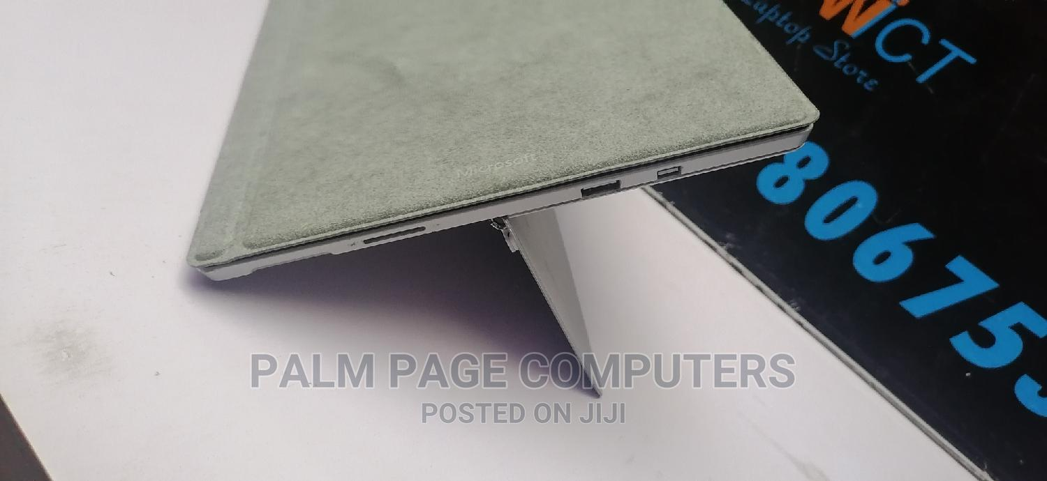 Laptop Microsoft Surface Pro 4 8GB Intel Core I7 SSD 256GB | Laptops & Computers for sale in Wuse 2, Abuja (FCT) State, Nigeria
