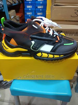 Man Canvas   Shoes for sale in Lagos State, Surulere