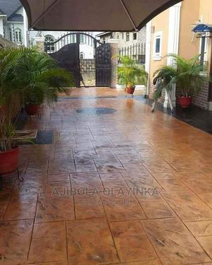 Stamp Concrete , Acrylic Sealant   Building Materials for sale in Lagos State, Ikoyi