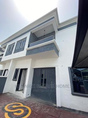 Spacious 4 Bedroom Semi Detached Duplex With Bq | Houses & Apartments For Sale for sale in Lekki, Chevron