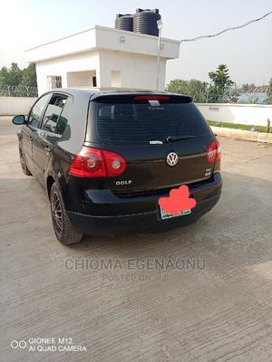 Volkswagen Golf 2005 Black | Cars for sale in Abuja (FCT) State, Garki 2