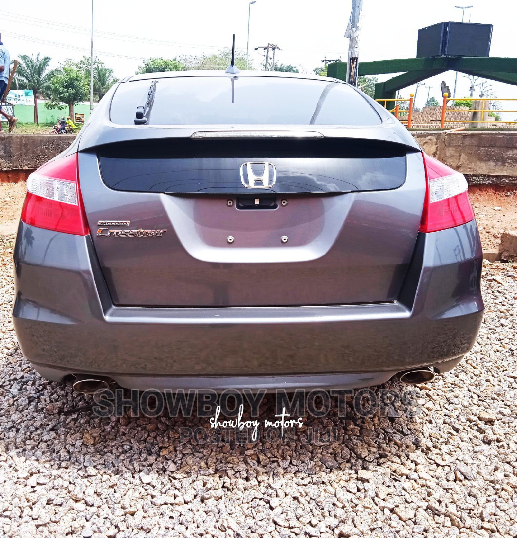 Honda Accord CrossTour 2011 Gray | Cars for sale in Akure, Ondo State, Nigeria