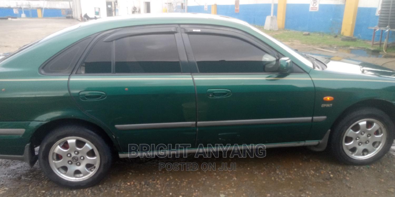 Mazda 626 2002 Green   Cars for sale in Calabar, Cross River State, Nigeria