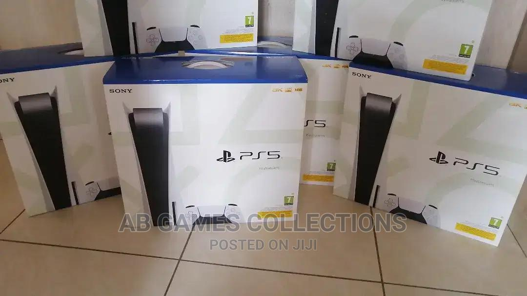 Brand New PS5 Disc Version | Video Game Consoles for sale in Badagry, Lagos State, Nigeria