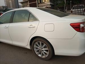 Toyota Camry 2012 White   Cars for sale in Lagos State, Lagos Island (Eko)
