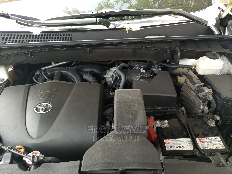 Toyota Highlander 2020 White | Cars for sale in Garki 2, Abuja (FCT) State, Nigeria