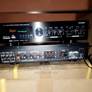 Stereo Karaoke Audio Amplifier | Audio & Music Equipment for sale in Lagos State, Surulere