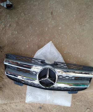 Front Grille Logo for GL450,Ml350,C300,E350,GLK350 Mercedes   Vehicle Parts & Accessories for sale in Abuja (FCT) State, Jahi