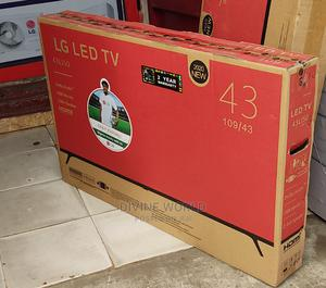 """LG 43""""Inch Led Full HD Ready TV Low Voltage Free Bracelet 