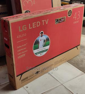 """LG Led Full HD Ready TV 43""""High Definition Low Voltage+Mount 
