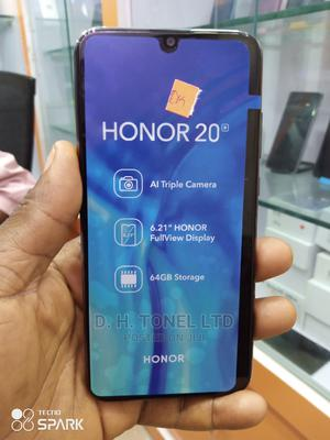 Huawei Honor 20e 64 GB Black   Mobile Phones for sale in Lagos State, Ikeja