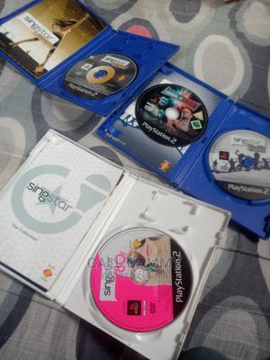 Ps2 Game Discs | Video Games for sale in Lagos State, Ajah