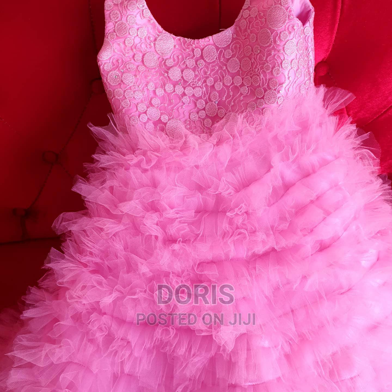 Little Baby Girl Ball Gown